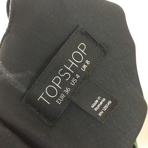 Topshop Pants - Topshop palm leaf jumpsuit